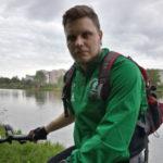 Рисунок профиля (Дмитрий Евтушенко)