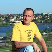 Рисунок профиля (Владимир Лукьяненко)