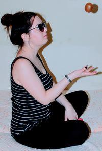 Рисунок профиля (Елена Малахивская)