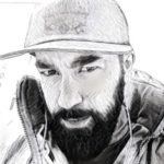 Рисунок профиля (Эмиль Мамедов)